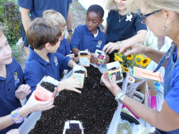 Gardening With Grace Academy Kids