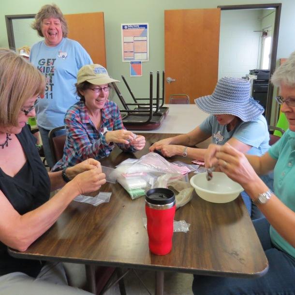 Seed Saving, Dallas Garden Buzz