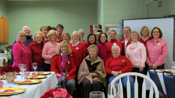 Hearts and Roses Luncheon-Dallas County Master Gardeners