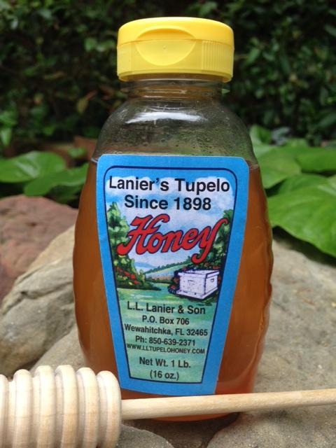 Tupelo The Gold Standard of Honey