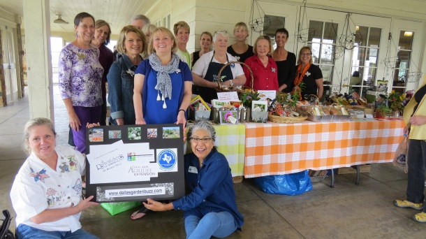 October 2014 Dallas County Master Gardener Craft Fair