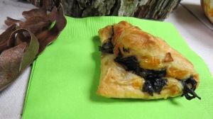 Swiss Chard Turnover