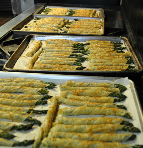 Asparagus Ready to Eat