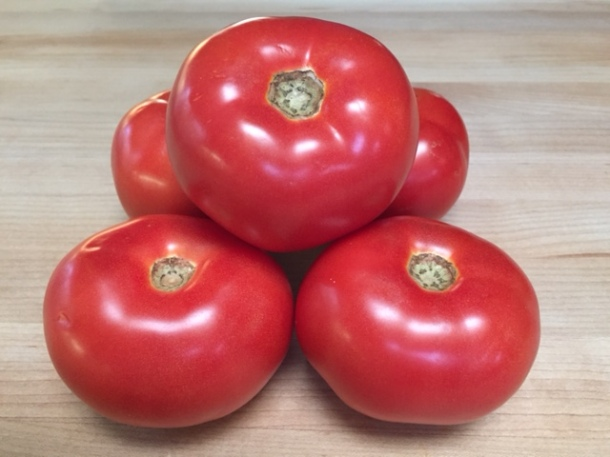 Tomatoes for recipe