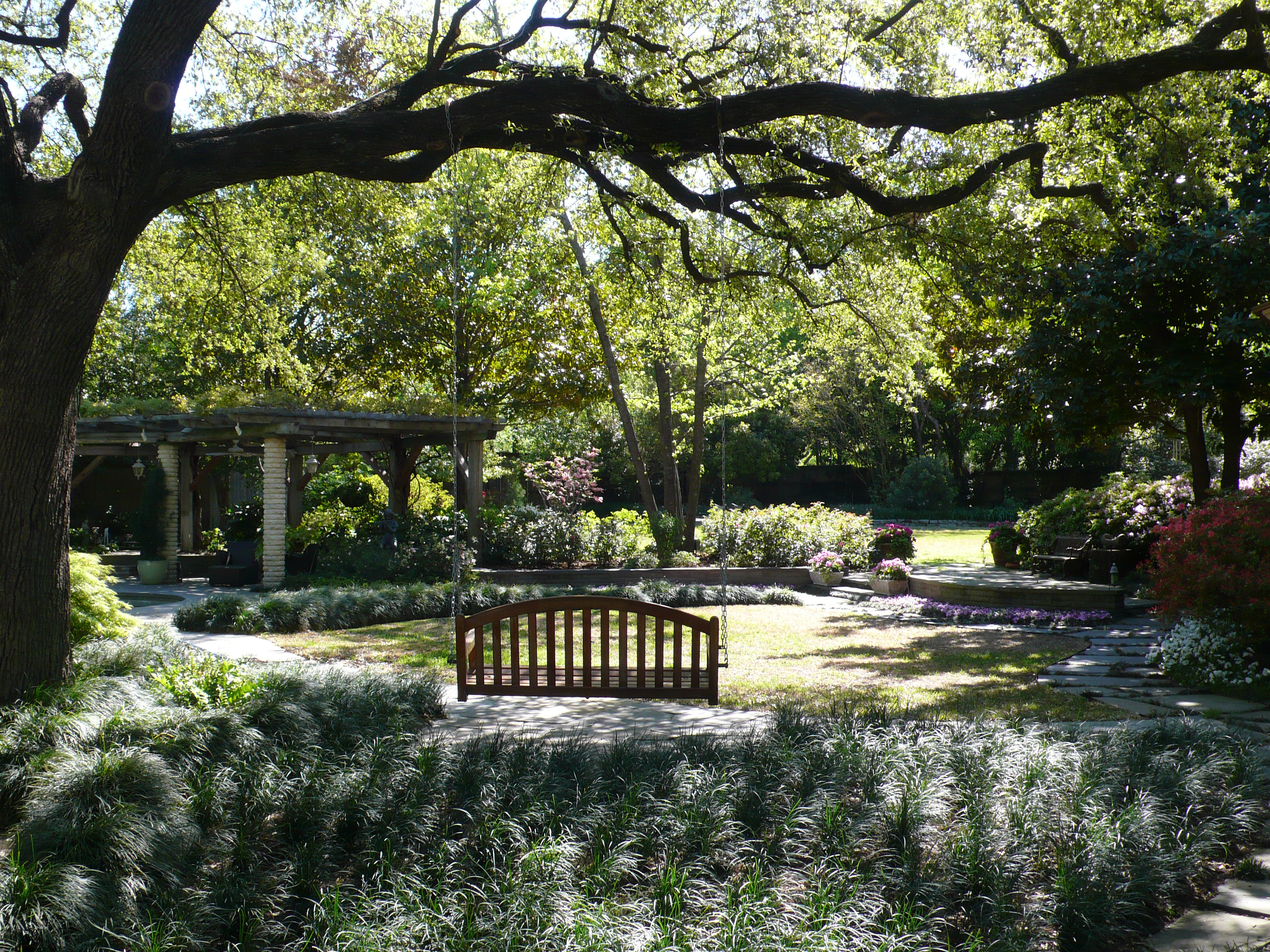 Five Spectacular Gardens By Members Of The Dallas County Master Garden  Association Will Be Featured On The 2016 Garden Tour Set For Saturday,  October 1st.